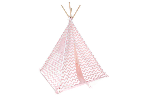 Tipi tent Bandits Indian roze
