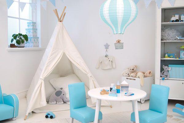 Tipi Tent Kinderkamer : Jabadabado tipi tent wit speeltentxl.be